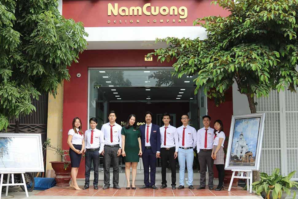 Đội ngũ Công ty CP tư vấn xây dựng Nam Cường