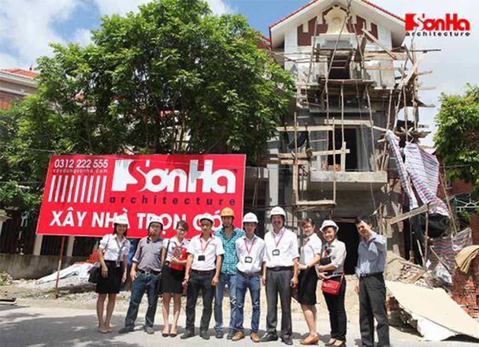 Đội ngũ Công ty CP tư vấn xây dựng Sơn Hà