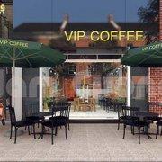 thiết kế ngoại thất 1 quán cafe