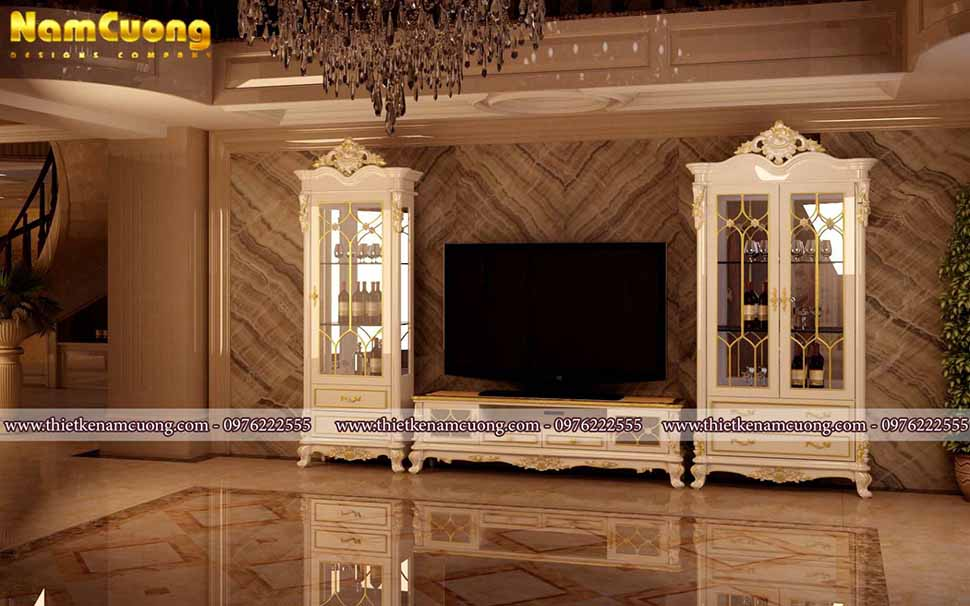 đồ nội thất cổ điển đẹp