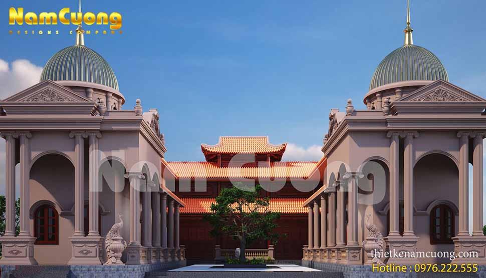 thiết kế nhà thờ họ tại hải phòng