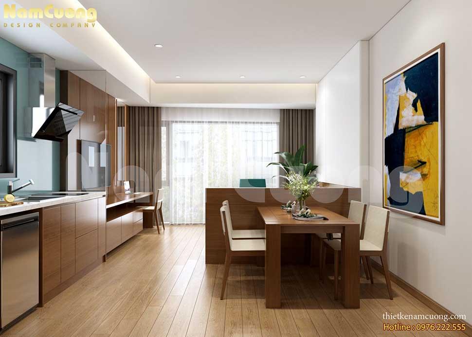 nội thất căn hộ cho thue