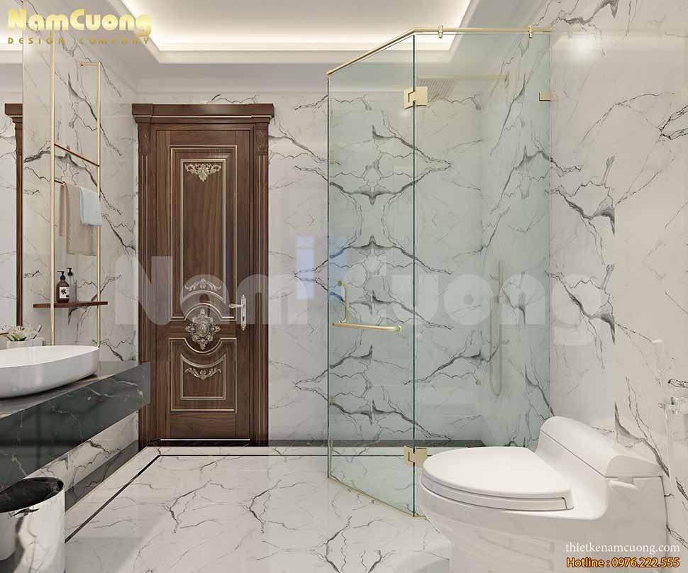 Nội thất WC trong phòng ngủ 5