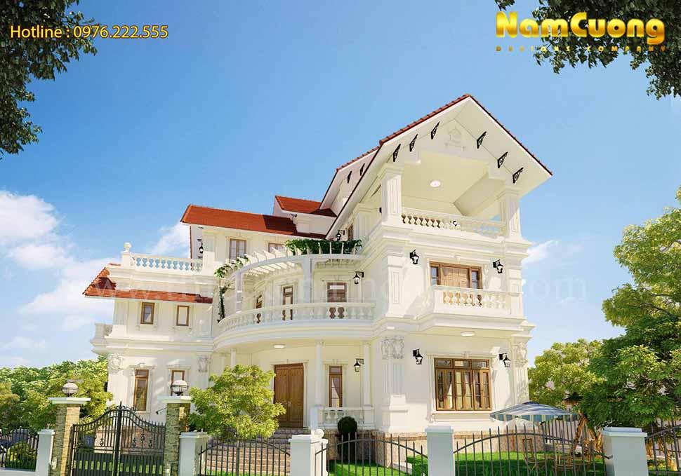 Ngôi biệt thự tại Quảng Ninh với thiết kế nổi bật