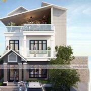 Mẫu thiết kế biệt thự hiện đại tại Hà Nội