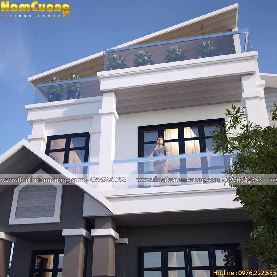 biệt thự hiện đại tại Hà Nội