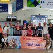 Du lịch đầu xuân 2018 cùng NCDC tại Thái Lan