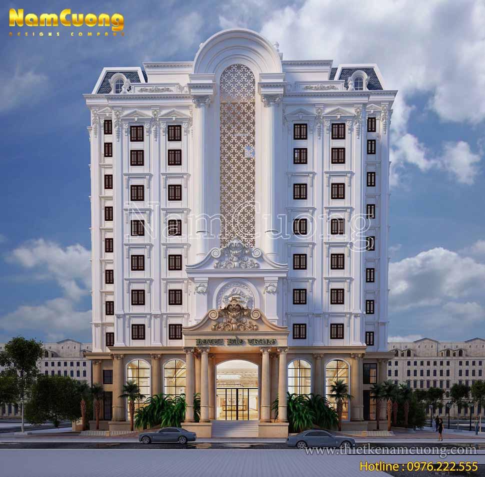 Chiễm ngưỡng mẫu khách sạn đẹp ở Đà Lạt