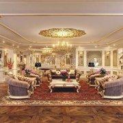 Mẫu nội thất đẹp sang trọng cho biệt thự cổ điển - NTBTCD 005