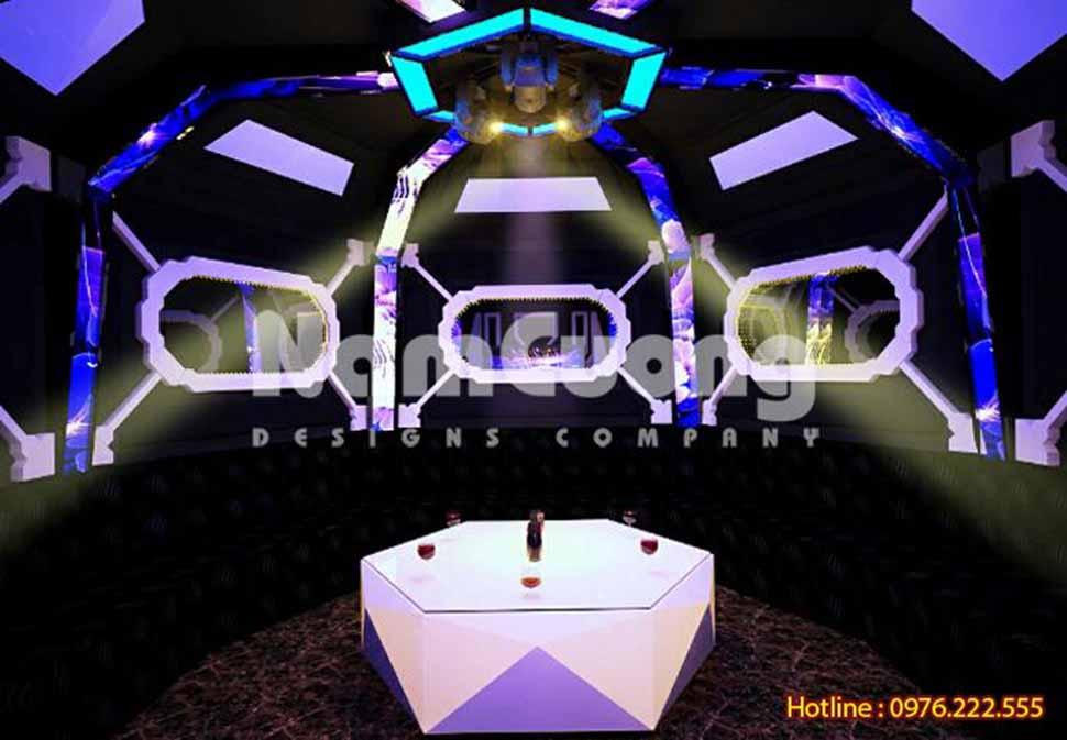 phòng karaoke đẳng cấp