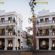 Mẫu thiết kế nhà ở kết hợp kinh doanh quán cafe siêu đẹp