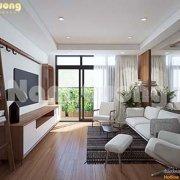 Mẫu thiết kế nội thất chung cư đẹp hiện đại