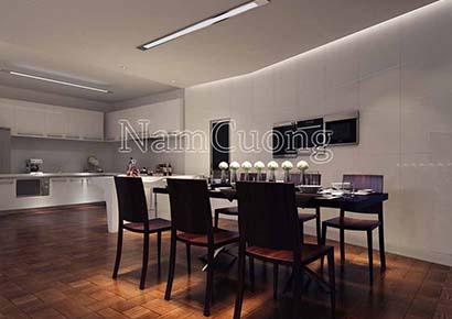 thiết kế nội thất chung cư uy tín