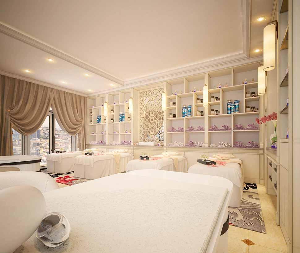 nội thất spa chuyên nghiệp