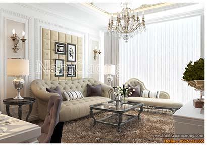 Mẫu thiết kế nội thất nhà chung cư 60m2