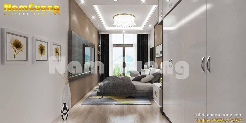 nội thất nhà phố đẹp hiện đại