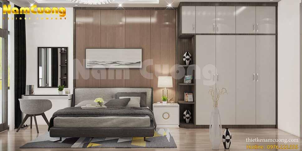 phòng ngủ vip nội thất nhật bản hiện đại