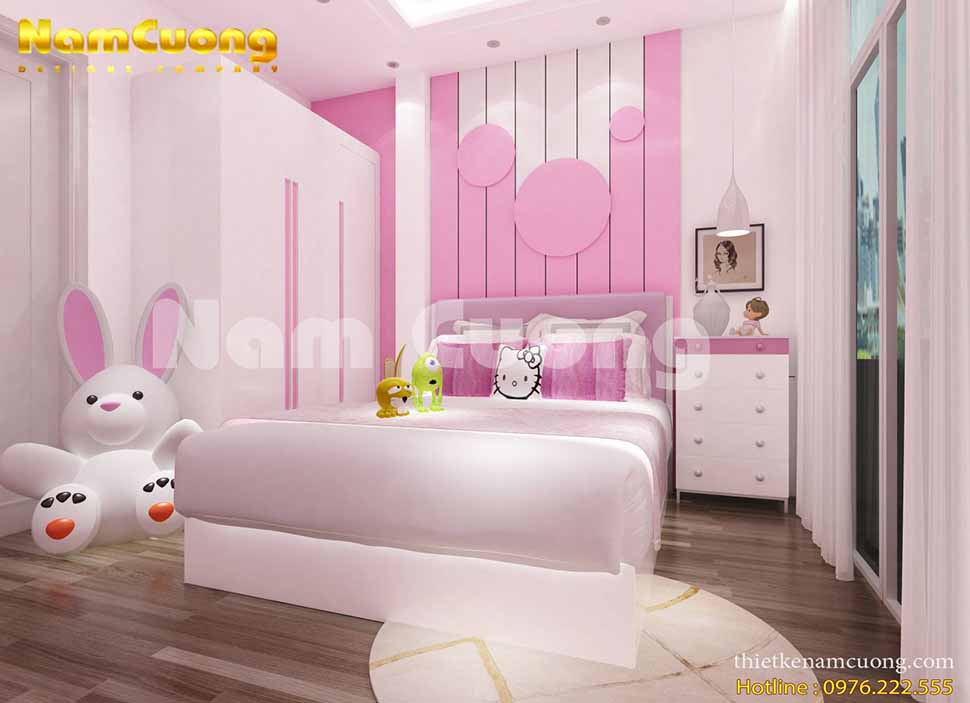 phòng ngủ con gái