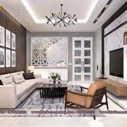 thiết kế nội thất phòng khách uy tín