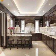 thiết kế nội thất khách bếp uy tín