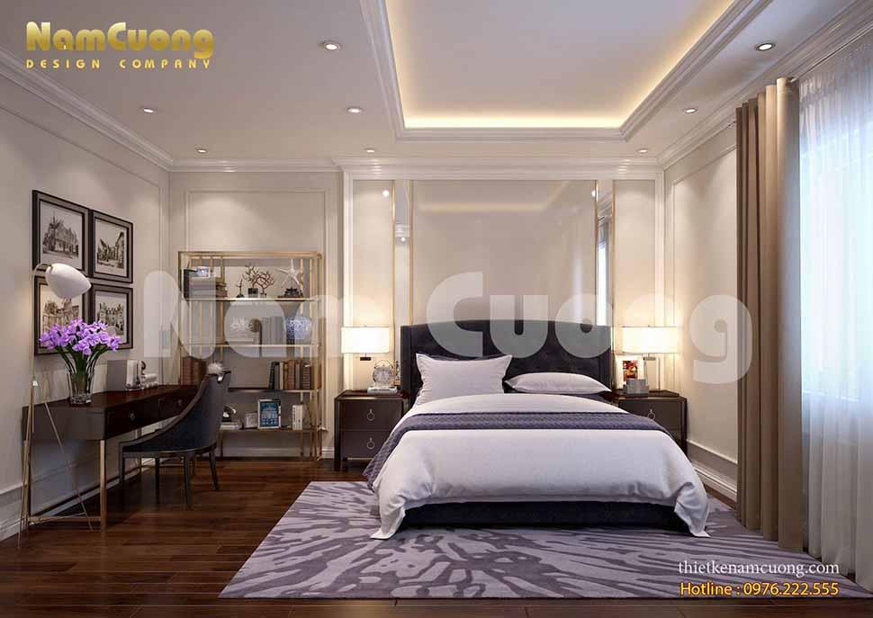 nội thất phòng ngủ chung cư