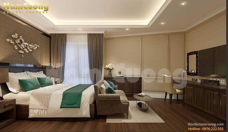 phòng ngủ VIP cho khách sạn