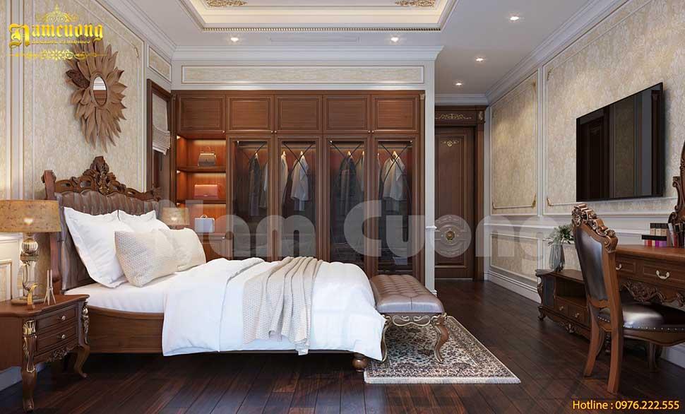 phòng ngủ bố mẹ nên lựa chọn hướng chuẩn phong thủy