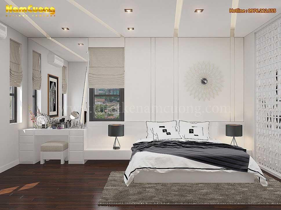 nội thất phòng ngủ 30m2