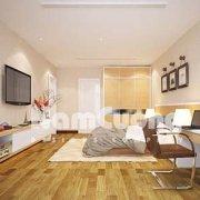 Mẫu nội thất phòng ngủ hiện đại cho vợ chồng trẻ