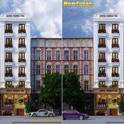 Mẫu thiết kế khách sạn tân cổ điển tại Hải Phòng