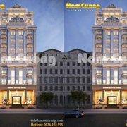 thiết kế khách sạn 8x20