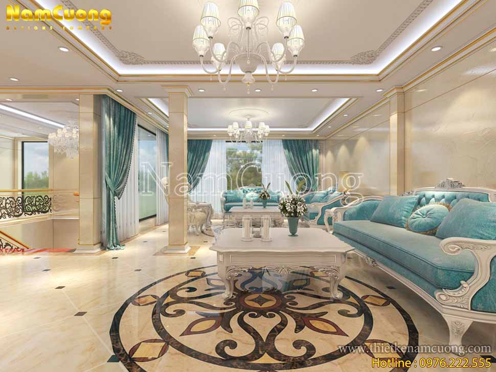 Thiết kế khách sạn mini 5x20