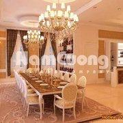 không gian phòng ăn đẹp