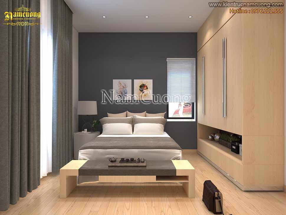 Mẫu phòng ngủ khác trong căn nhà