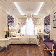 thiết kế phòng ngủ diện tích 20m2