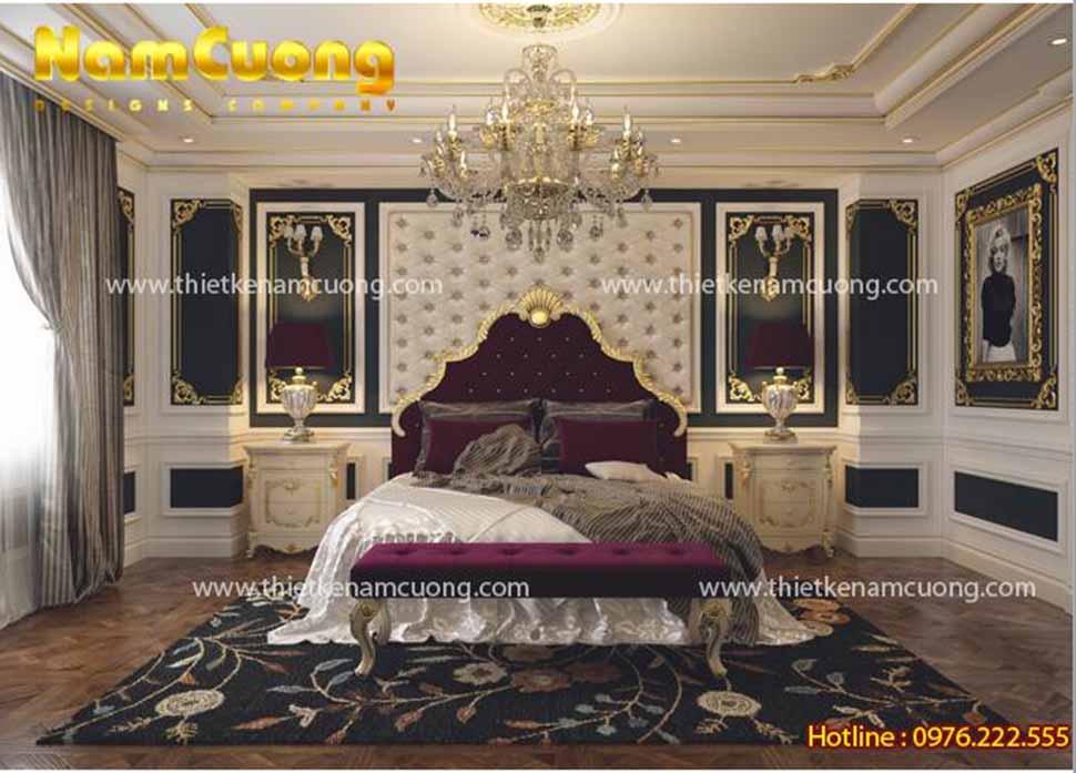 Mẫu thiết kế phòng ngủ khép kín đẹp mãn nhãn