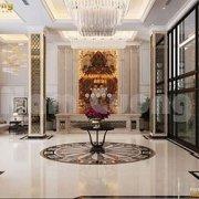 Mẫu bố trí nội thất khách sạn gây ấn tượng