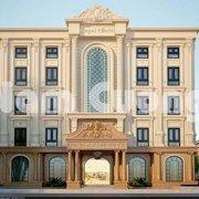 Thiết kế kiến trúc khách sạn 5 sao tân cổ điển