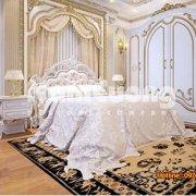 Mẫu nội thất phòng ngủ kiểu Pháp sang trọng