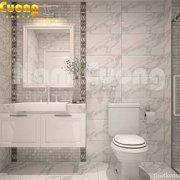 Mẫu phòng tắm kính đẹp trong biệt thự tại Quảng Ninh