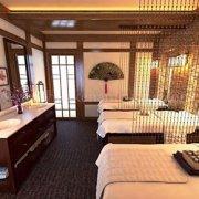 Mẫu thiết kế nội thất spa mini đẹp tại Hải Phòng - SPCD 003