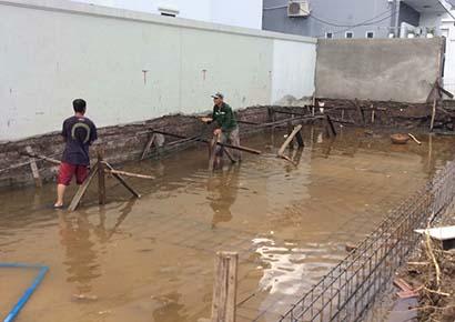 NCDC xây dựng nhà ở nhân viên