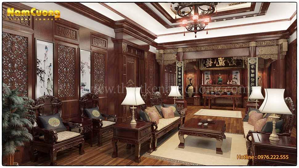 nội thất băng gỗ đẹp