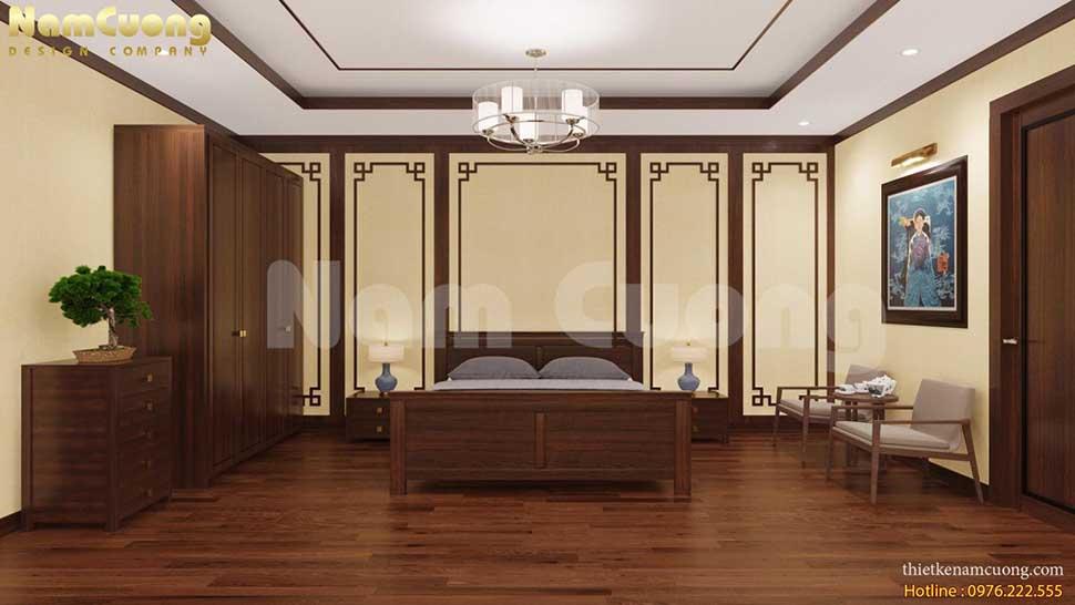 nội thất trong biệt thự đơn giản