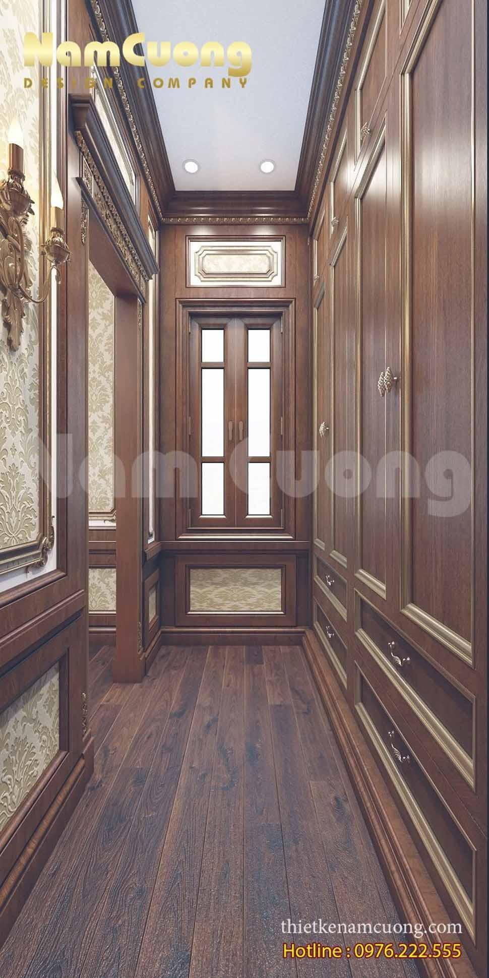 nội thất biệt thự tân cổ điển quảng ninh