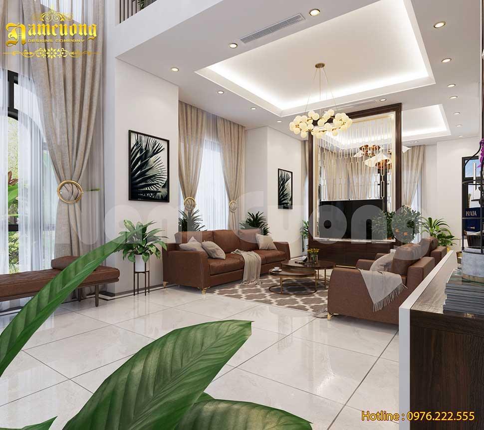 Thiết kế căn hộ xanh được nhiều gia đình yêu thích