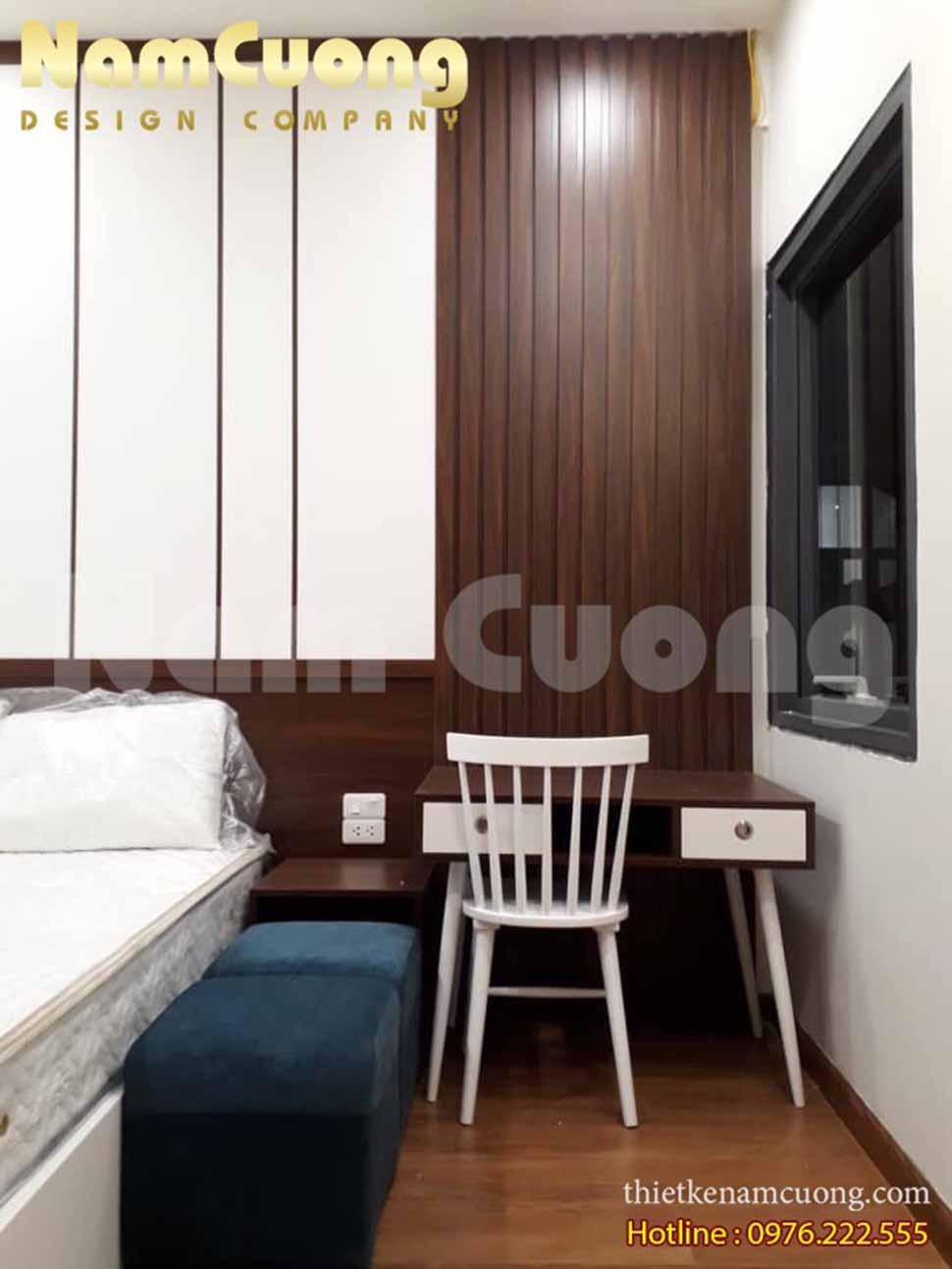 Thiết kế và thi công nội thất chung cư hiện đại