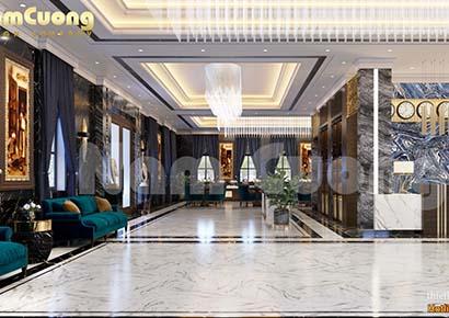 Nội thất khách sạn 4 sao tại Quảng Ninh