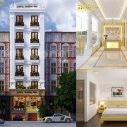 mẫu nội thất khách sạn mini đẹp