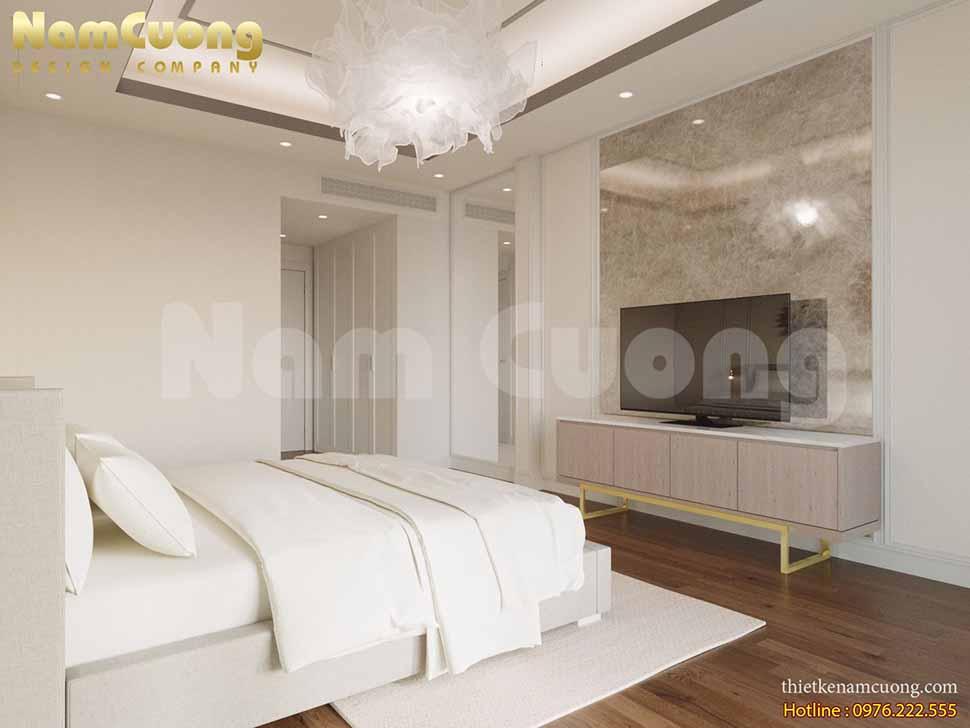 nội thất nhà ống tân cổ điển